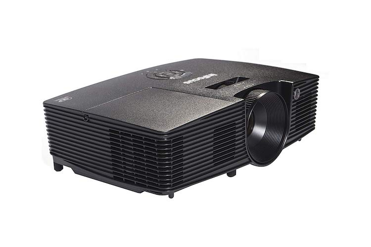 8. InFocus IN112XA Projector, DLP SVGA 3800 Lumens 3D Ready 2HDMI with Speakers