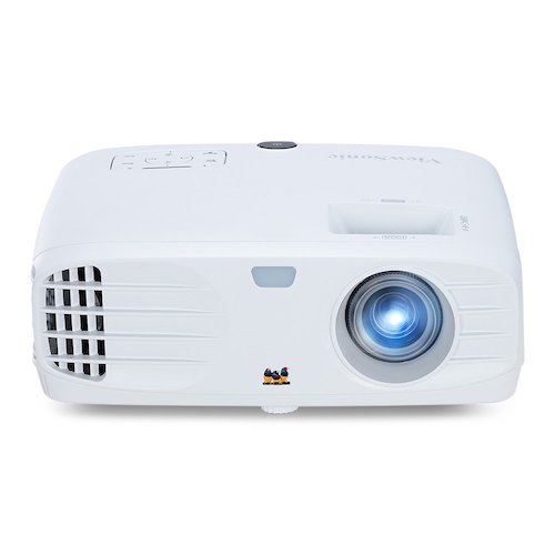 9. ViewSonic 1080p Projector with 3500 Lumens DLP 3D Dual HDMI and Low Input Lag