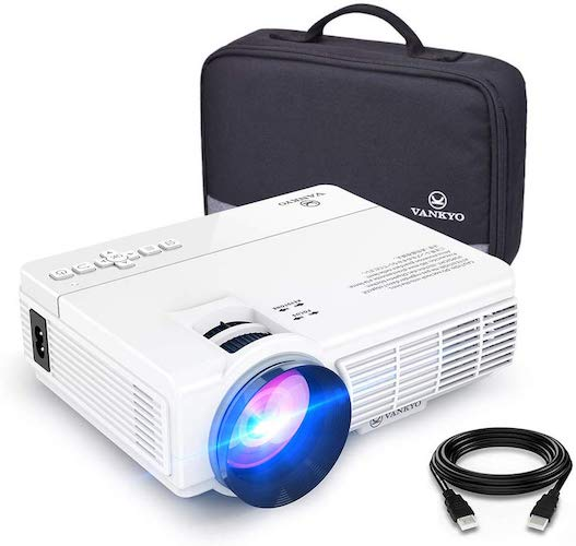 1. VANKYO LEISURE 3 Mini Projector