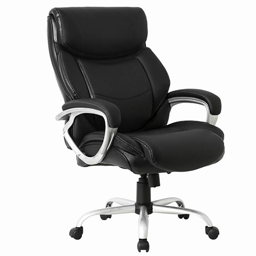 10. High-Back Big and Tall Office Chair 400lb Executive Chair
