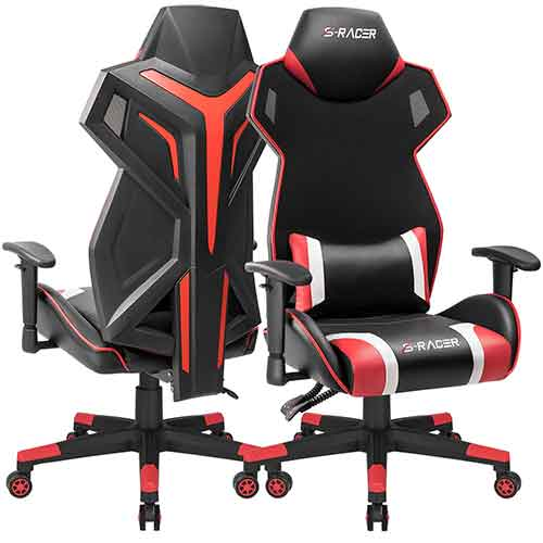 Best Gaming Chairs Under 100 8. Homall Gaming Chair