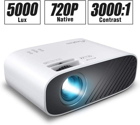 8. ELEPHAS 2020 Mini Movie Projector