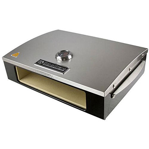 Best Outdoor Pizza Ovens 8. Professional Series Stainless and Enamel Steel Pizza Oven Box