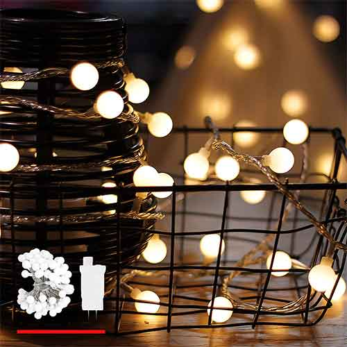 Top 10 Best Indoor LED String Lights in 2019 Reviews