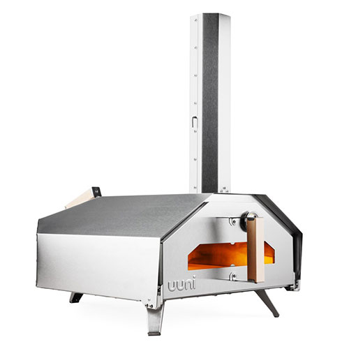 Best Outdoor Pizza Ovens 9. ooni Pro - Multi-Fueled Outdoor Pizza Oven