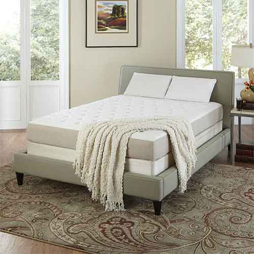 Best California King Mattress 6. CoutureSleep 8 1/2 Inch Summer Gel Memory Foam Mattress- Cal King