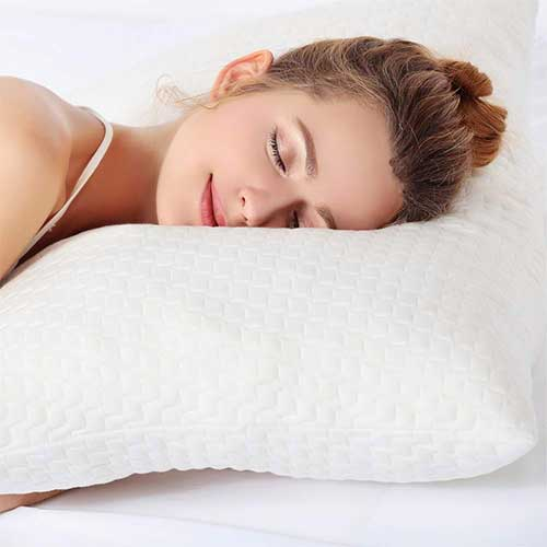 Top 10 Best Pillows for Combination Sleepers in 2019 Reviews