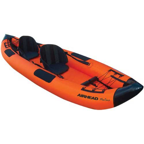 Best Inflatable Rafts 9. Airhead Montana Kayak Two Person Inflatable Kayak