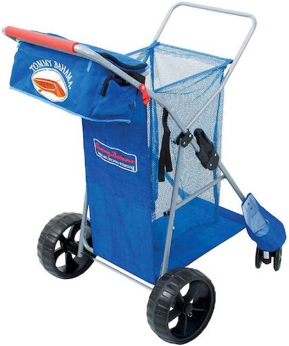 9. All Terrain Tommy Bahama Beach Cart