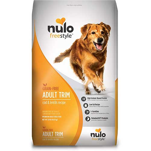 6. Nulo Adult Weight Management Cod Grain-Free Dry Food