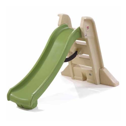 8. Folding Slide Toddler Slides And Climbers Outdoor Kitchen Playsets For Toddlers NEW