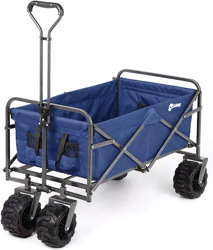 2. Wagon Sekey Folding Cart