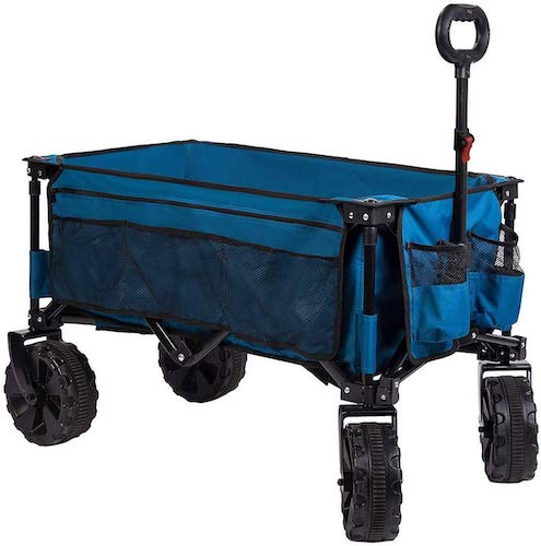 7. Timber Ridge Cart