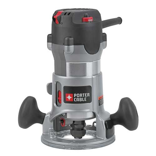 Best Woodworking Routers 1. PORTER-CABLE 892 2-1/4-Horsepower Router