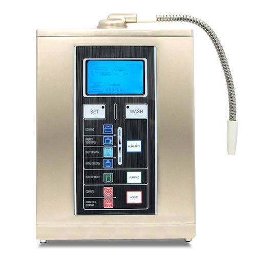 6. Aqua Ionizer Deluxe 7.5| Water Ionizer | Home Alkaline Water Filtration System | 4000 Liters Per Filter