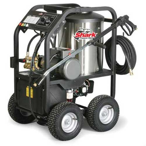 Top 10 Best Hot Water Pressure Washers in 2020 Reviews