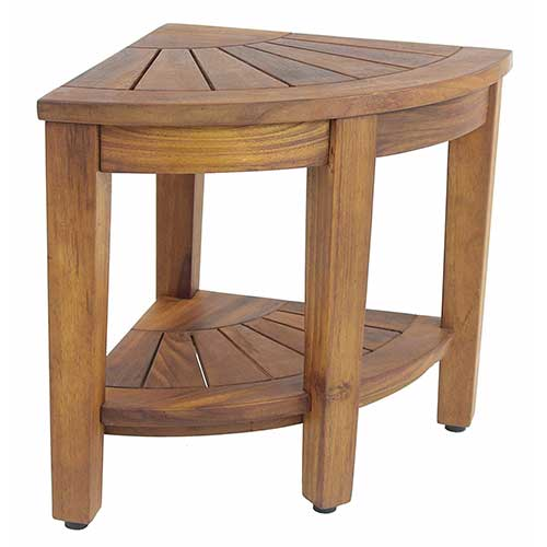Top 10 Best Teak Corner Shower Benches in 2020 Reviews