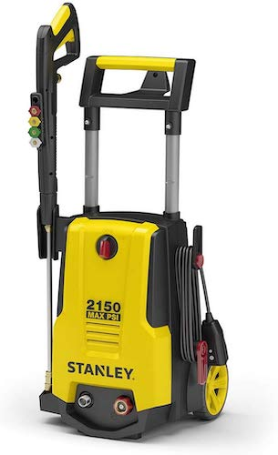 9. Stanley SHP2150 2150 PSI Powerful Pressure Washer
