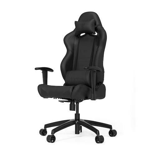 2. VERTAGEAR S-Line SL2000 Gaming Chair Black/Carbon Edition