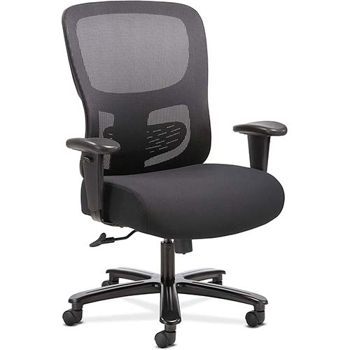 4. Sadie Big and Tall Office Computer Chair (HVST141)