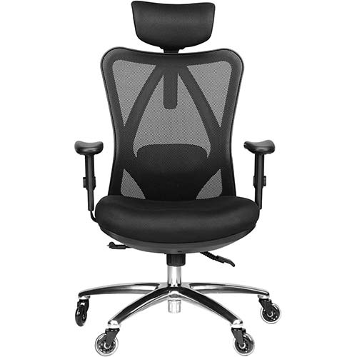 2. Duramont Ergonomic Adjustable Office Chair