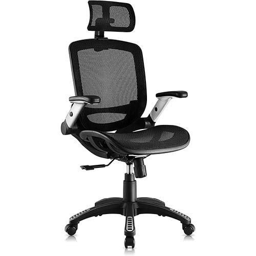 9. Gabrylly Ergonomic Mesh Office Chair