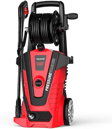 5. Flymetal Electric Pressure Washer 3500 PSI 2.2 GPM Professional Car Power Washer