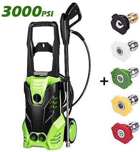 Top 10 Best Electric Pressure Washers Under 200 in 2020 Reviews