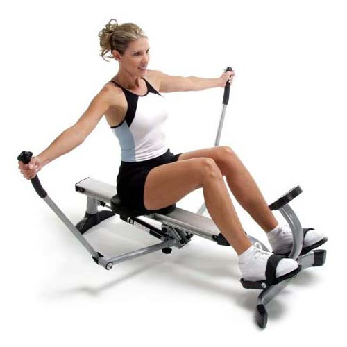 10. Stamina Body Trac Glider 1050 Rowing Machine