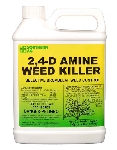 9. Southern Ag Amine 24-D Weed Killer