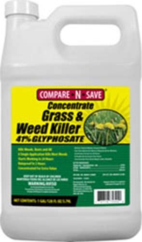 2. Compare-N-Save Concentrate Grass and Weed Killer