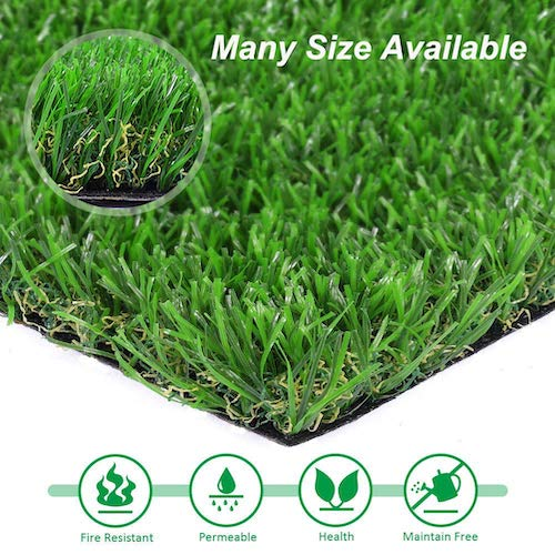 1. Artificial lawn Synthetic Turf Artificial Grass