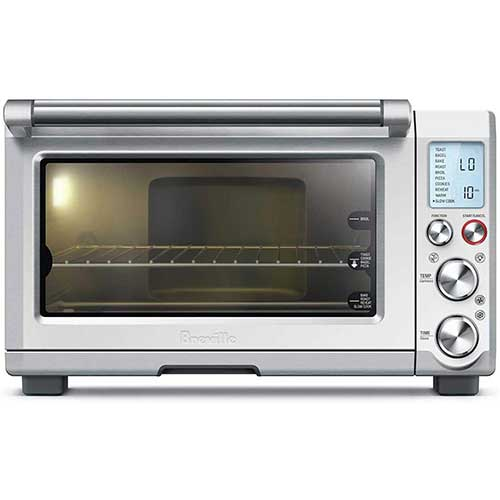 4. Breville BOV845BSS Smart Oven Pro 1800 W Convection Toaster Oven
