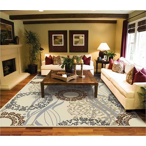 2. Large Area Rugs 8x11 Dining Room Rugs