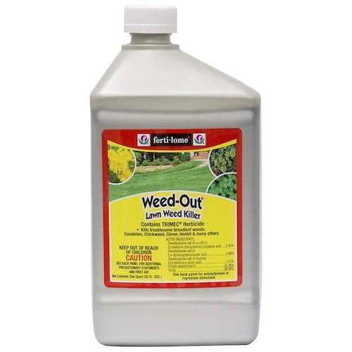 6. Fertilome Weed-Out Lawn Weed Killer