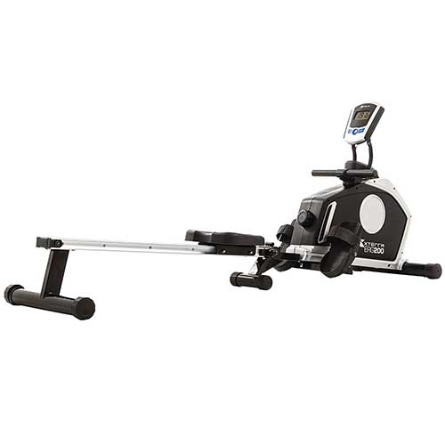 3. XTERRA Fitness ERG200 Folding Magnetic Resistance Rower