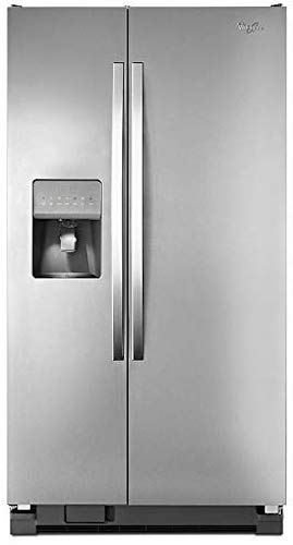 10. Kenmore 50023 25 cu. ft. Side-by-Side Refrigerator