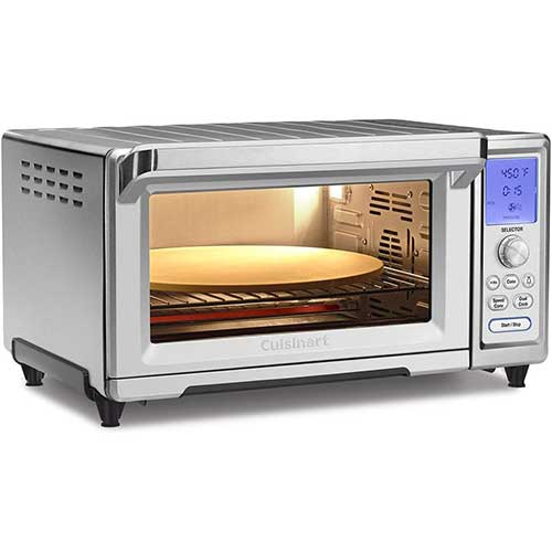 8. Cuisinart TOB-260N1 Chef's Convection Toaster Oven