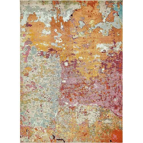 3. Island Collection Modern Contemporary Rugs Living Dinning Bedroom Area Rug