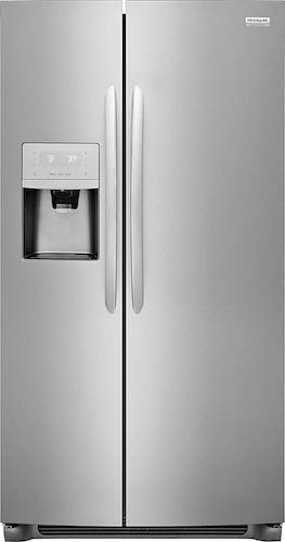 6. Frigidaire Gallery 22.2 Cu. Ft. Counter-Depth Side-by-Side Refrigerator