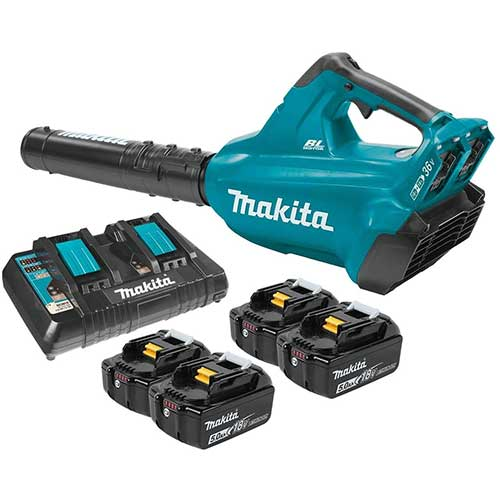 3. Makita XBU02PT1 18V X2 (36V) Blower Kit