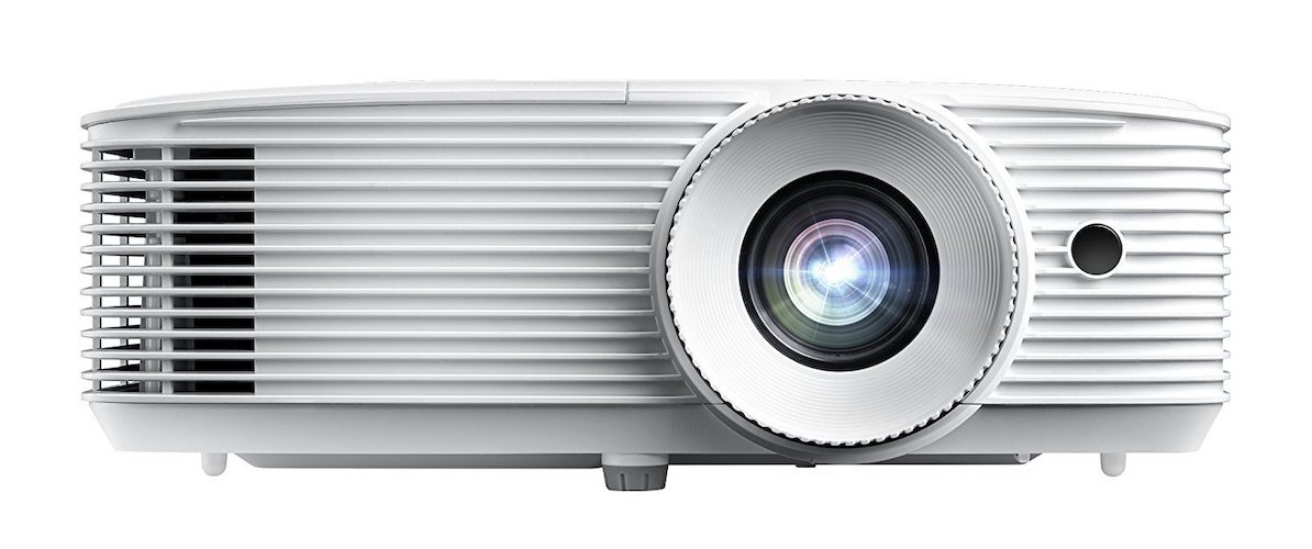 7. Optoma WU334 WUXGA High Brightness 3D DLP Office and Business Projector