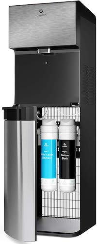 9. Avalon A13 Electric Bottleless Cooler Water Dispenser-3 Temperatures, Self Cleaning, Stainless Steel
