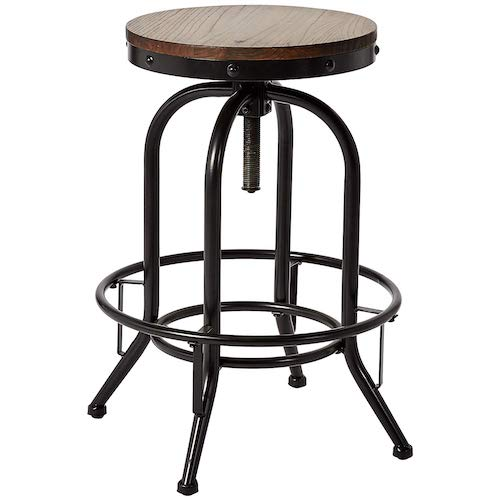 Top 10 Best Swivel Bar Stools in 2021 Reviews