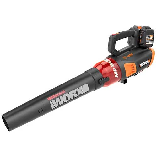 4. WORX WG584 40V Power Share TURBINE Cordless Leaf Blower