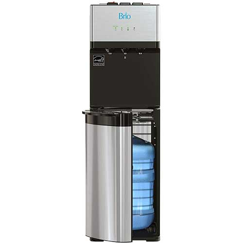 1. Brio Self Cleaning Bottom Loading Water Cooler Water Dispenser