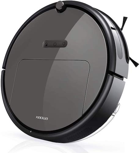 9. roborock E35 Robot Vacuum and Mop: 2000Pa Strong Suction, App Control, and Scheduling, Route Planning, Handles Hard Floors and Carpets Ideal for Homes with Pets