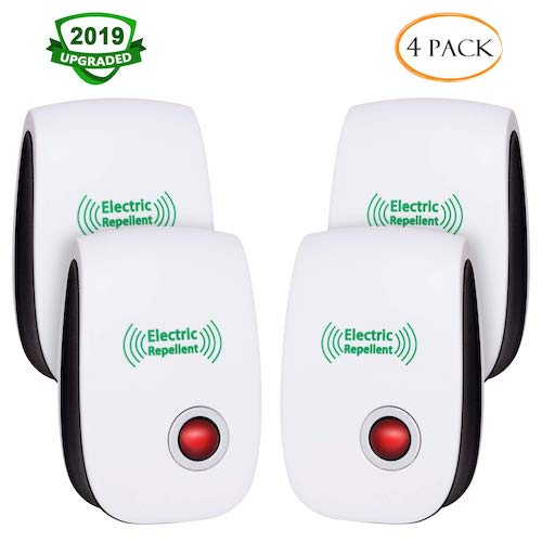 8. VEPOWER 2019 Upgraded Ultrasonic Electronic Repellent