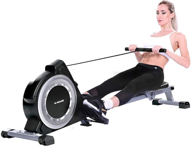 3. MaxKare Magnetic Rowing Machine