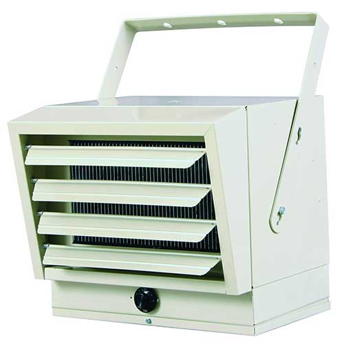 6. 1874-5000W 208/240V Heavy Duty Fan Forced Ceiling Mounting Heater by Fahrenheat